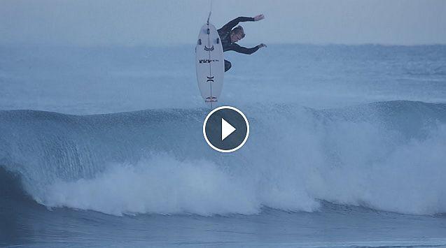 Quik Pro France 2017 - day 1 - free surf Hossegor la gravière