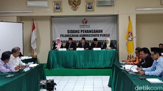 Videotron Jokowi-Amin, Pelanggaran Tanpa Teguran