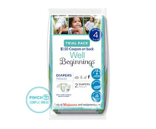 PRODUCT REVIEW: Walgreens® Well Beginnings® Premium Diapers