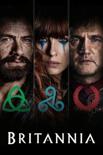 Britannia 1ª Temporada Torrent – WEB-DL 720p Dual Áudio