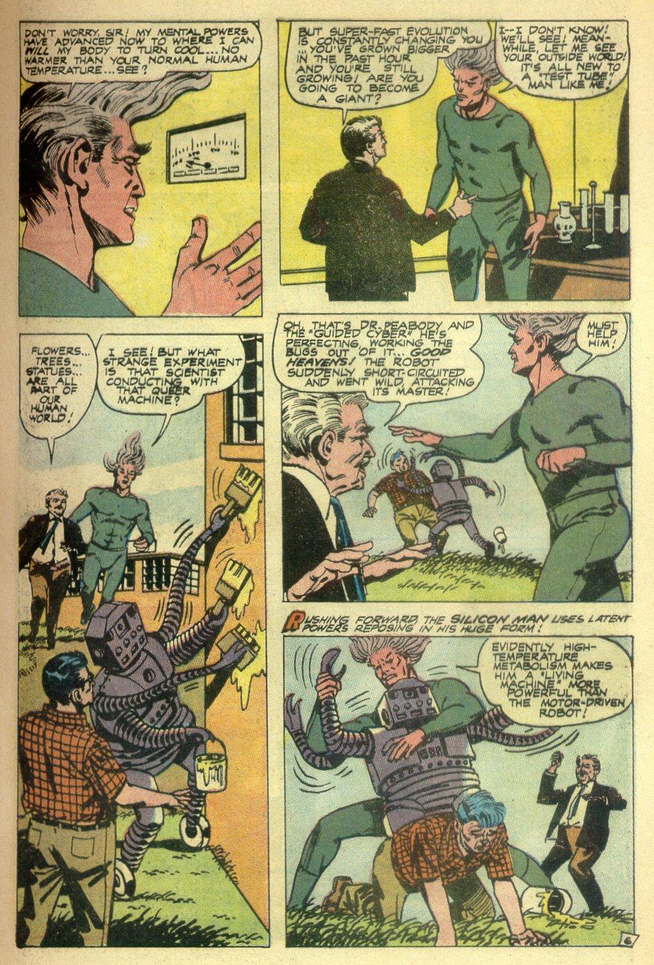 Strange Adventures (1950) issue 198 - Page 9