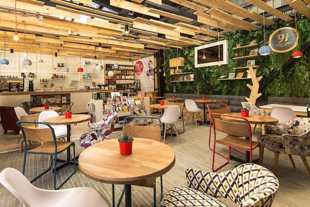 Gaya hidup di era generasi milenial kian membuat bisnis cafe tumbuh subur. Cafe unik dan kekinian pun sering menjadi pilihan.