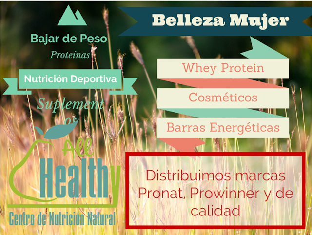 Tiendade Nutrición en Mérida