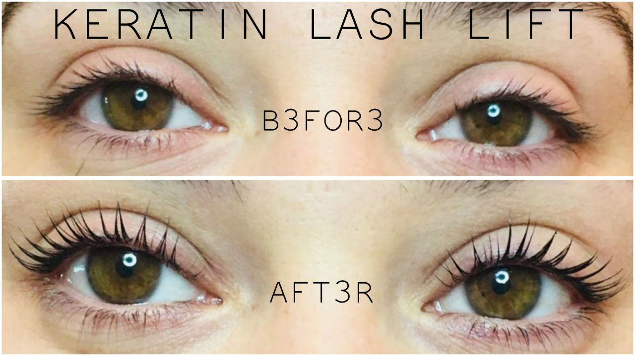 c5b3e9d5301 Everyone was doing lashes, whether it was lash extensions or lash lift.  Everyone of all ages were doing them and did ...