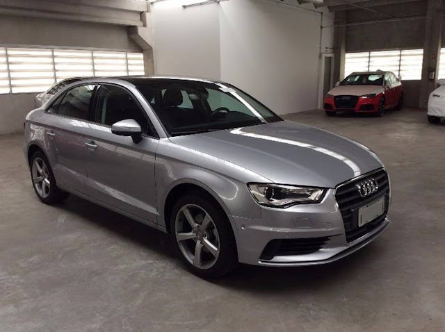 Audi A3 Sedan 1.4 Flex Ambiente