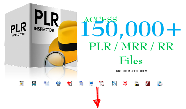 PLR Inspector [Gives You Access to Over 2000 PLR/MRR Products]