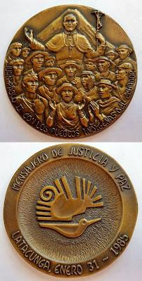 Visita de Juan Pablo II a Ecuador 1985