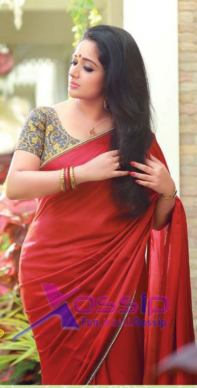 Malayalam Actress Kavya Madhavan Latest Photos From Mathrubhumi Star N Style Magazine