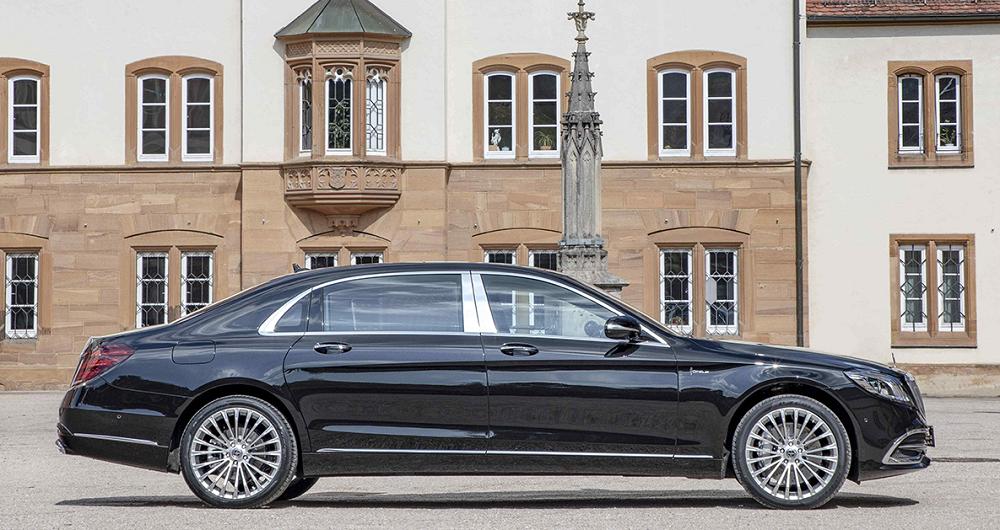 Mercedes-Benz S-Class by Hofele-Design