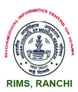 RIMS Ranchi Recruitment 2017