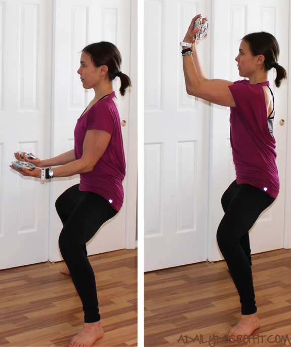 60-Minute Barre Workout
