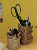 http://www.marthastewart.com/267872/tree-bark-pen-holder?center=276989&gallery=274366&slide=267872