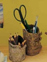 http://www.marthastewart.com/267872/tree-bark-pen-holder?center=276989&gallery=274366&slide=267872