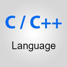 C,C++ language Training Institutes in Hyderabad
