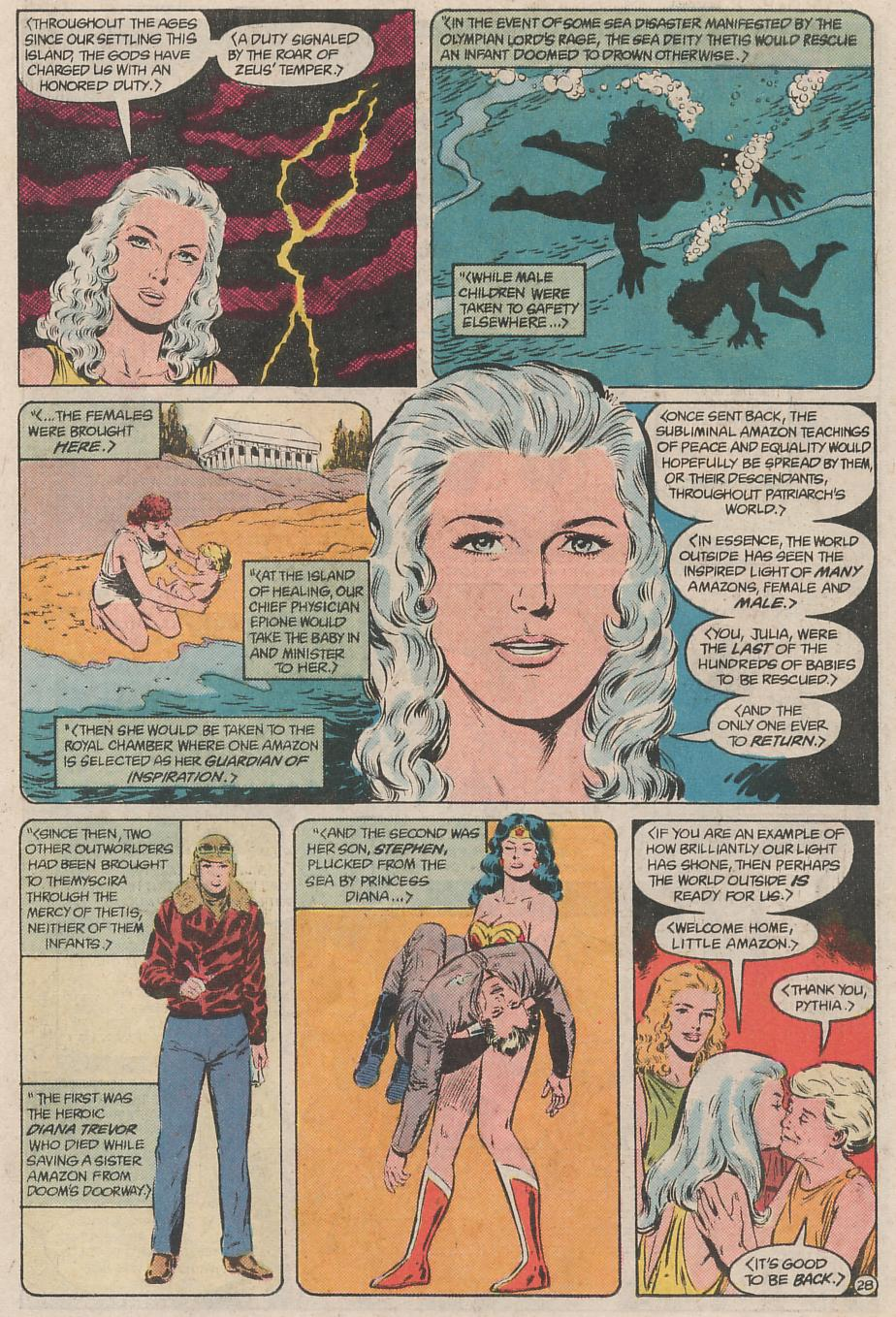 Read online Wonder Woman (1987) comic -  Issue # Annual 1 - 29