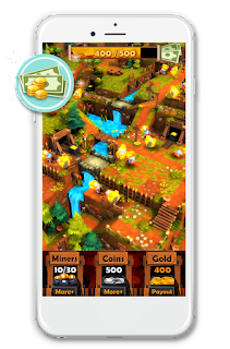 Main Game Dibayar Dolar - GOLDFEVER