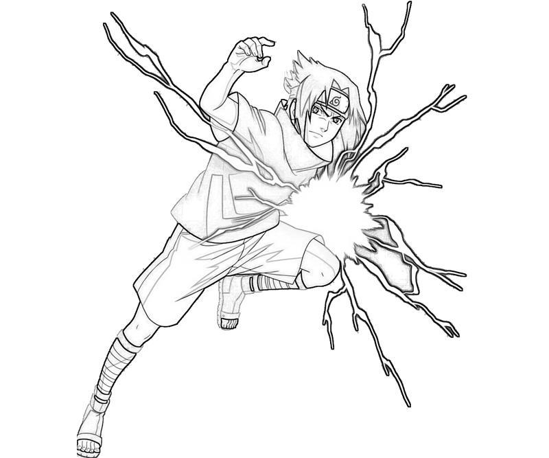 naruto sasori power