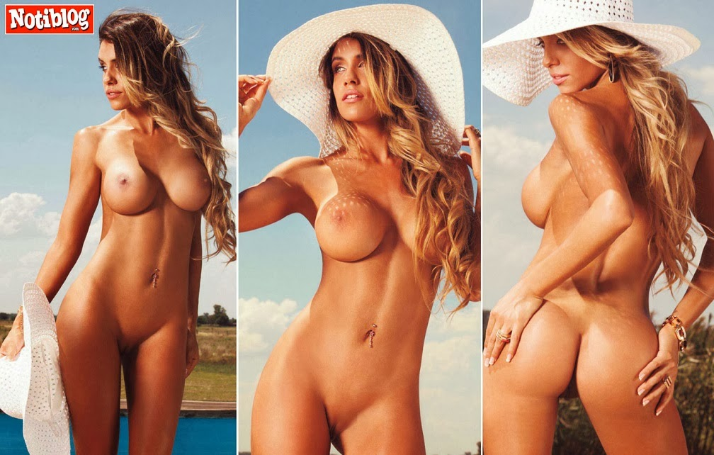 Playboy Argentina April Fuq 1