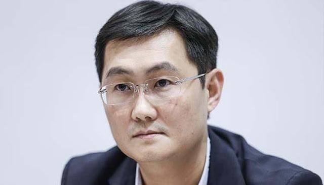 Kisah Sukses Pendiri TENCENT GROUP - Ma Huateng