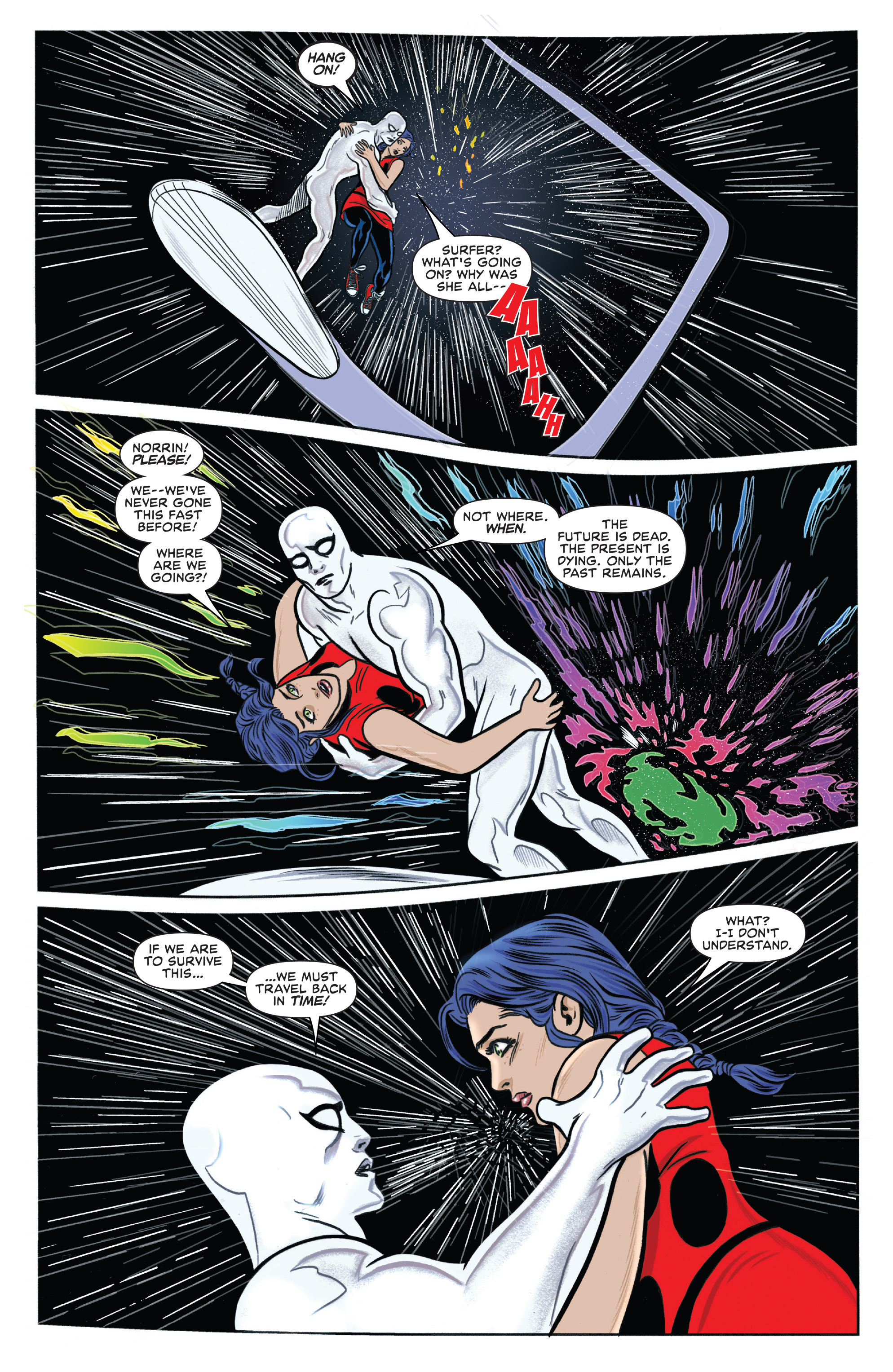 Read online Silver Surfer (2014) comic -  Issue #13 - 10
