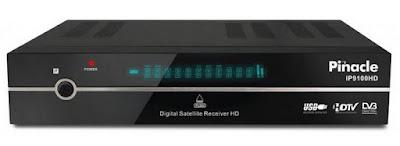 الحل الأكيد لمشكلة pinacle 9100 HD بالتفسير الممل للمبتدئين والمحترفين مع طريقة التحديث