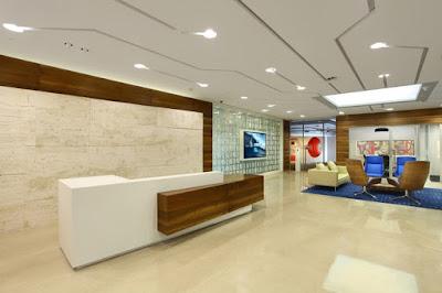Yêu cầu cơ bản trong thiết kế nội thất văn phòng