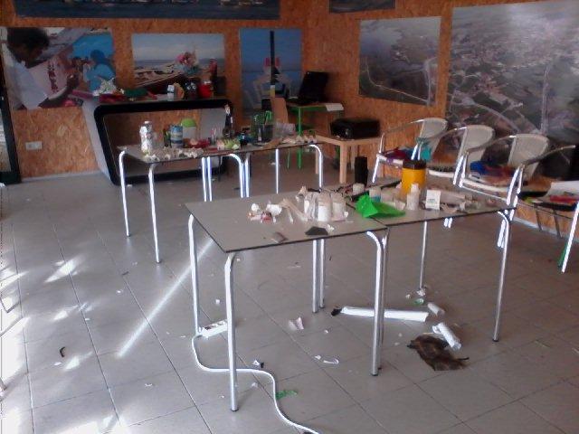 Workshop de reciclagem