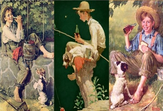 Norman Rockwell Paintings and Originals