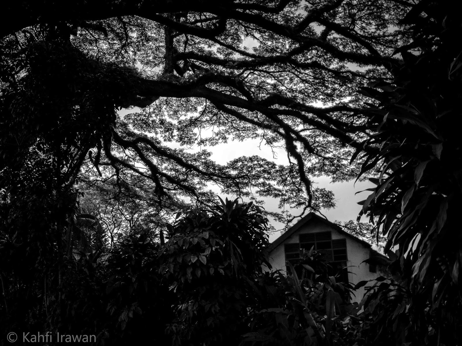Landhuis Kuripan, sepenggal Sejarah di tanah Nyai Dasima