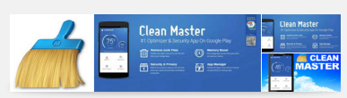 Clean Master on Android