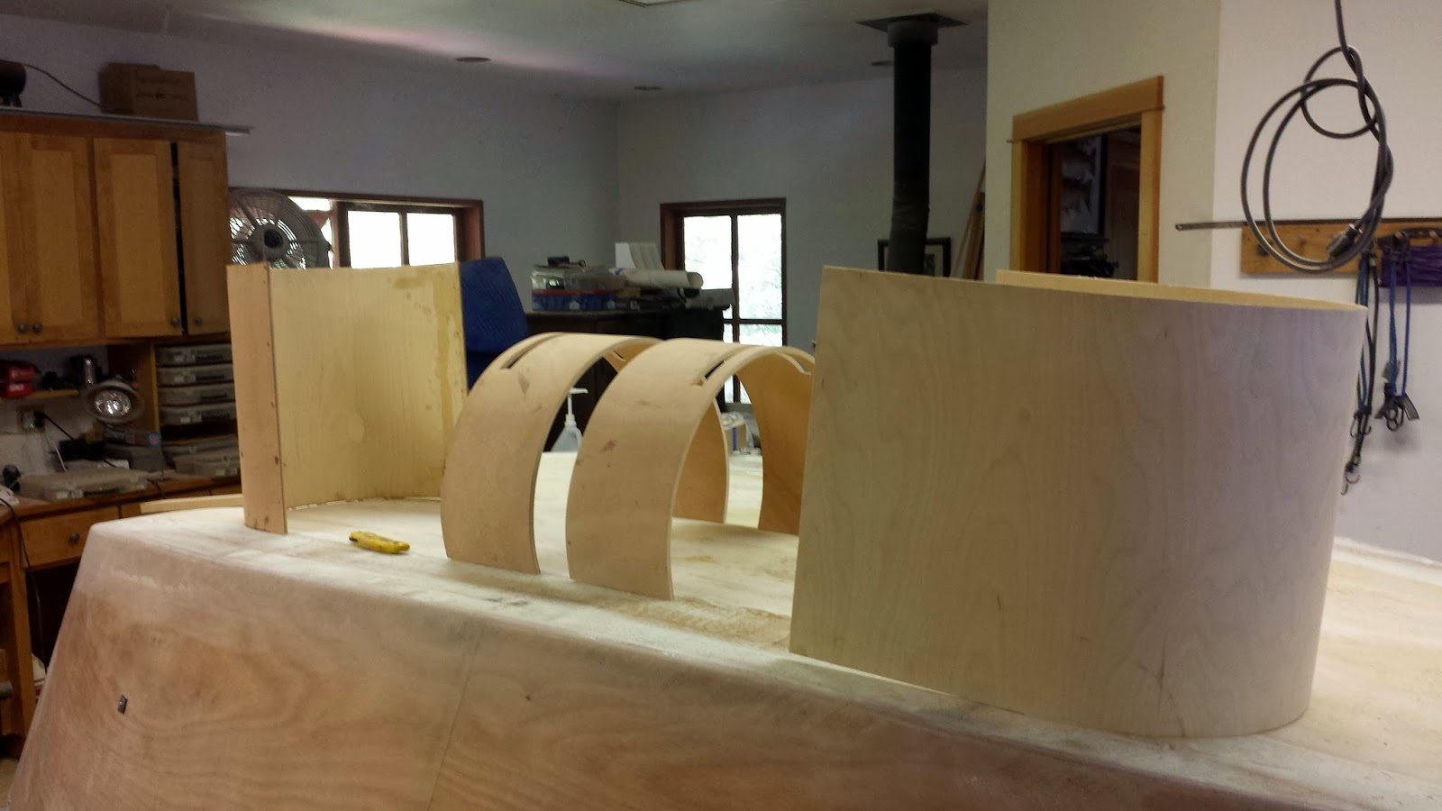 Fly Fishing Traditions Kingfisher Drift Boat Build