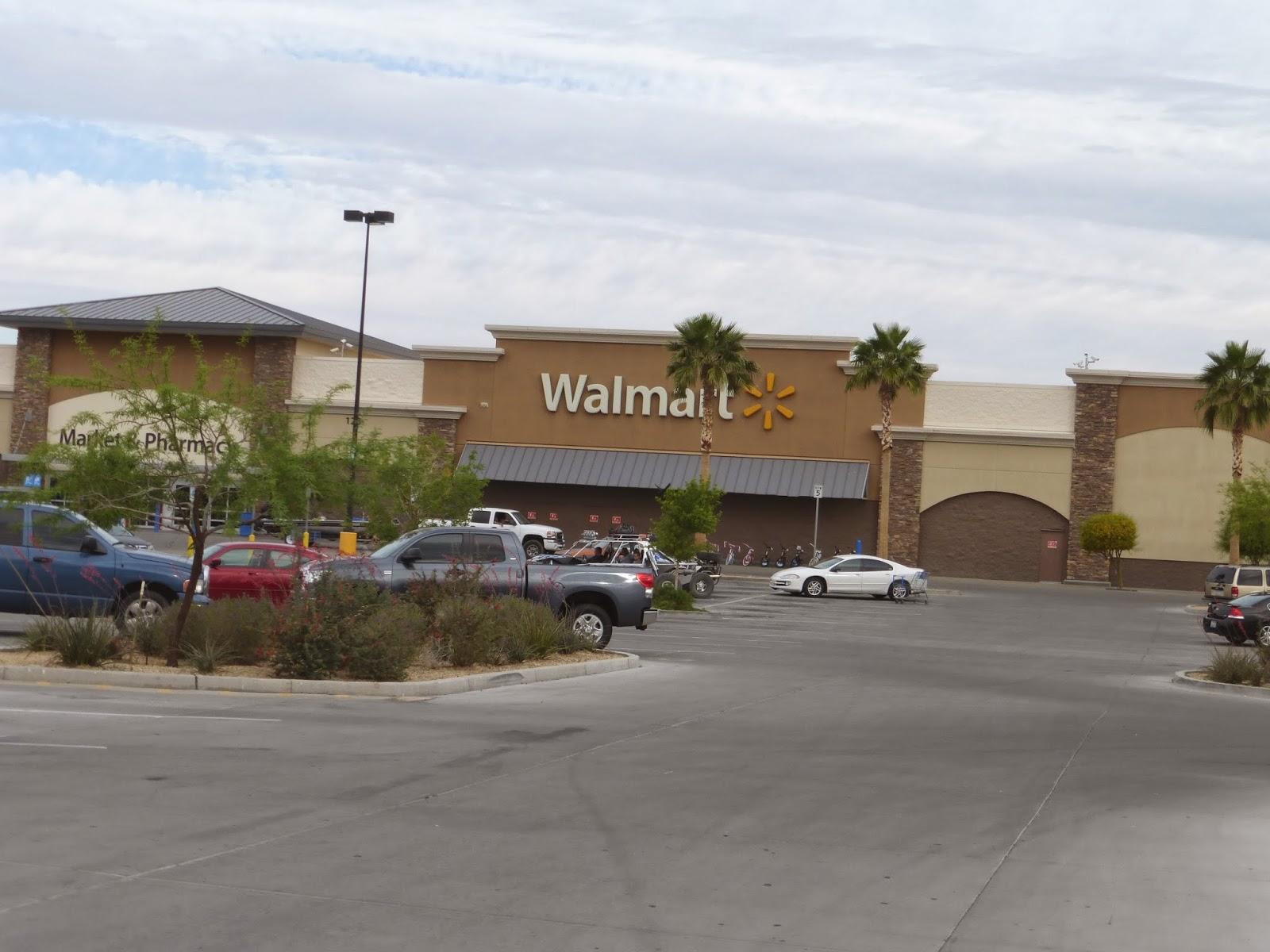Walmart River Rock