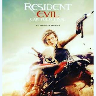 Resident Evil, Capitulo Final, Resident Evil: The final chapter, paul ws anderson, milla jovovich, video juego, película, cine, nos vamos al cine, cartelera, terror, acción, zombis, ciencia ficción, secuela, 3d, capcom, blog de cine, solo yo, blog solo yo, influencer, blogger alicante,