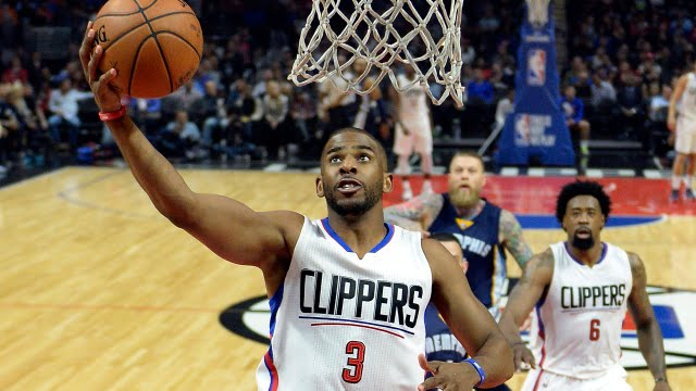 Chris Paul Gives HisEmotional Farewell To The La Clippers