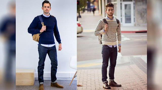 Tetap Bergaya Saat Musim Dingin Dengan Menggunakan Sweater