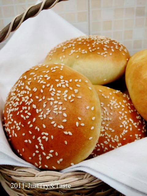 Cara Membuat Roti Burger : membuat, burger, Obsesi, Membuat, Burger, Taste