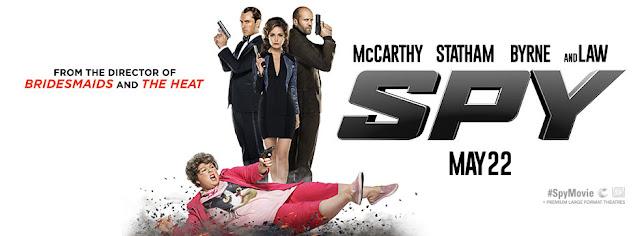 MOVIE : SPY