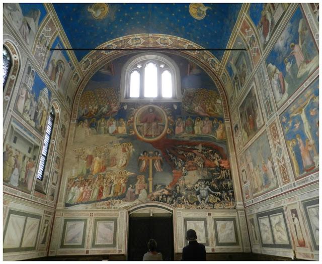 O que fazer em Padova - Capela degli Scrovegni