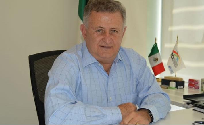 Luis Manuel Quiroz Echegaray, director general de este Puerto Seco. (Foto: VI)