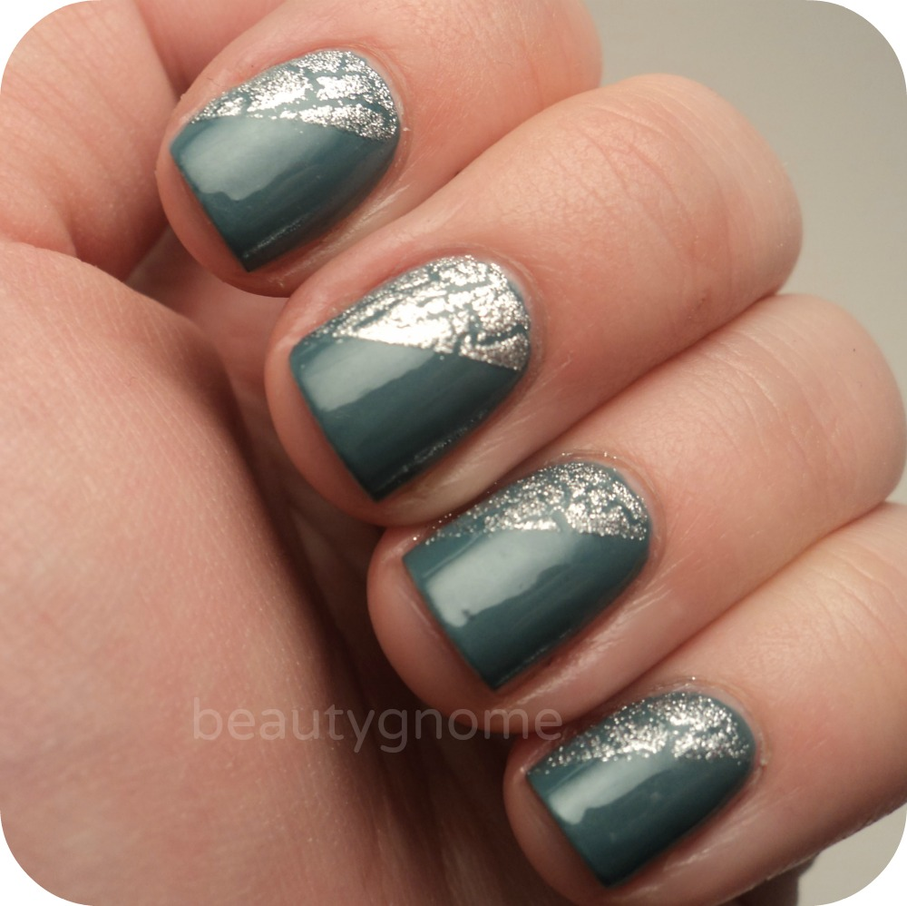 Partly Cloudy With A Chance Of Lacquer: November Nail Art