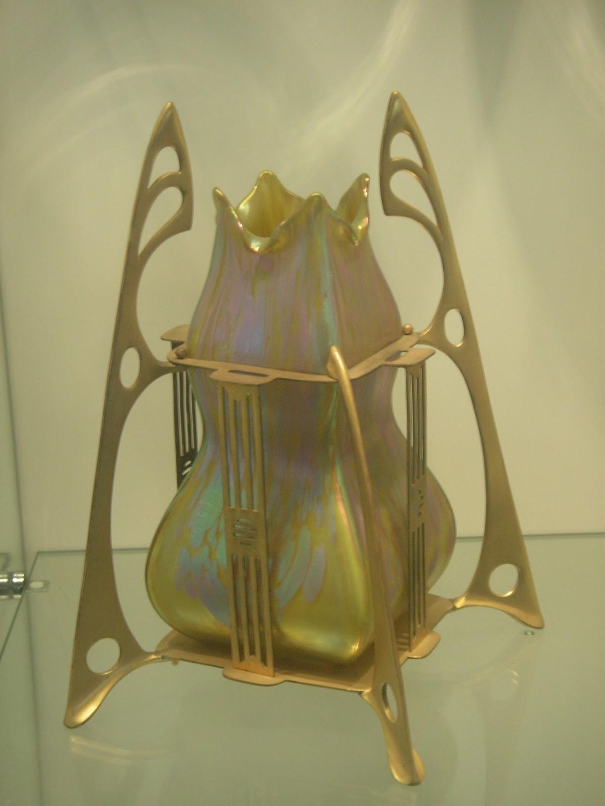 Craft Nouveau An Afternoon Of Art Nouveau
