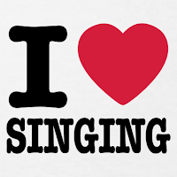 Image result for pictures of a word sing