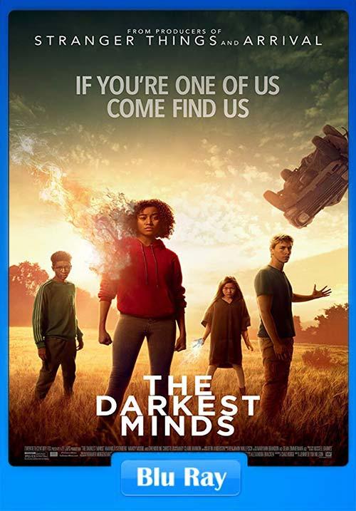 The Darkest Minds 2018 720p BluRay Dual Audio Hindi x264 | 480p 300MB | 100MB HEVC Poster