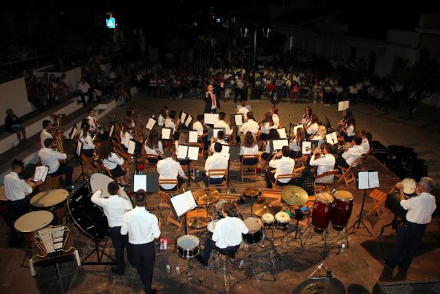 Praça 1.º de Maio recebe XXII Festival de Bandas em Castro Marim