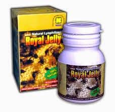 Gambar Royal Jelly Nasa