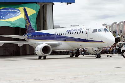 Nota da CSB sobre a entrega da Embraer para a Boeing