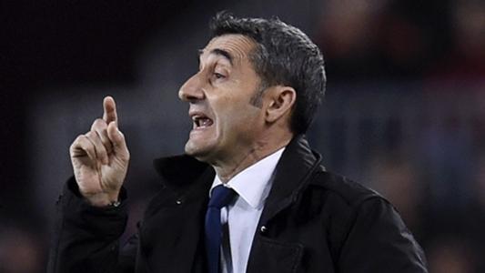 Barca Boss Valverde Won't Guarantee Staying Next Season At Nou Camp