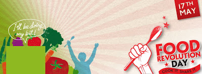 Food Day Revolution Burlington Banner