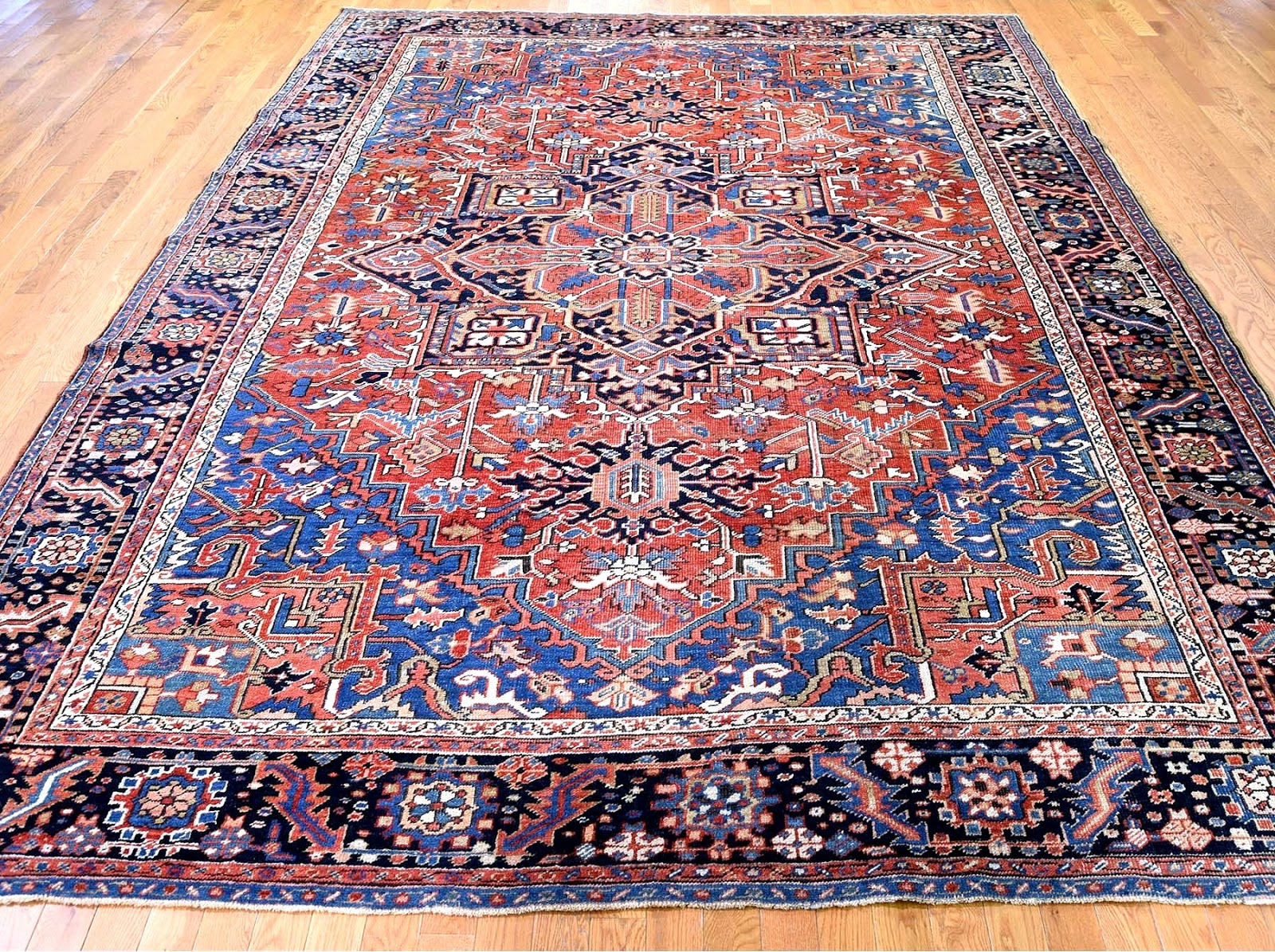 What's Unique about Antique Persian Rugs?