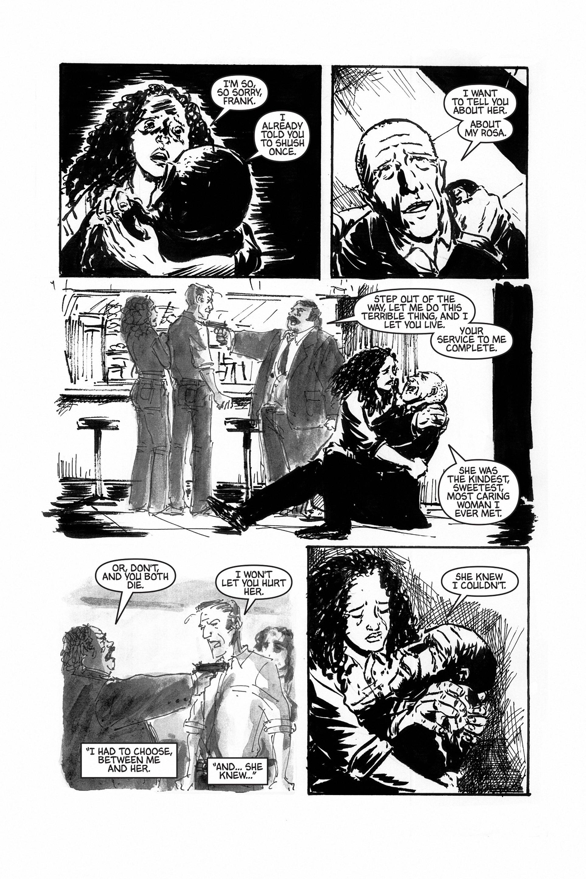 Read online Tumor comic -  Issue # TPB - 204
